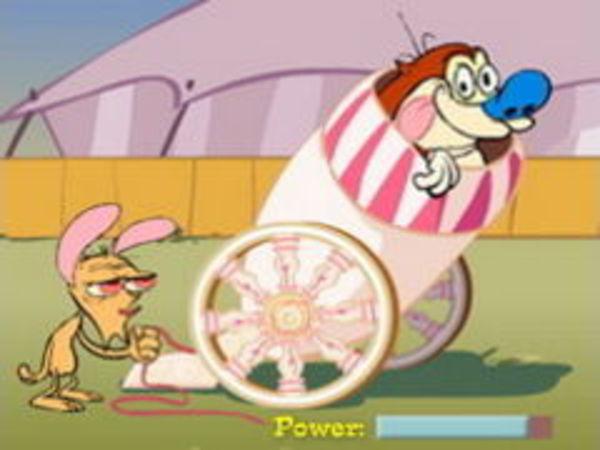 Bild zu Top-Spiel Crazy Cannon