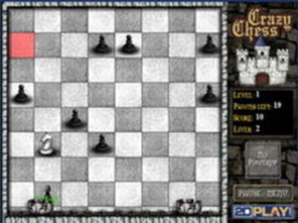 Bild zu Karten & Brett-Spiel Crazy Chess