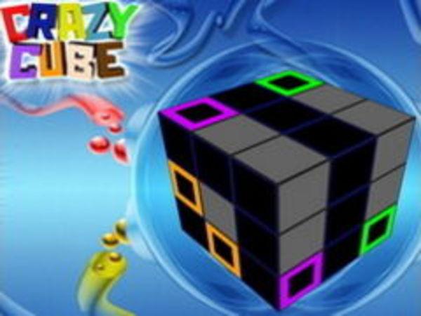 Bild zu Rennen-Spiel Crazy Cubes