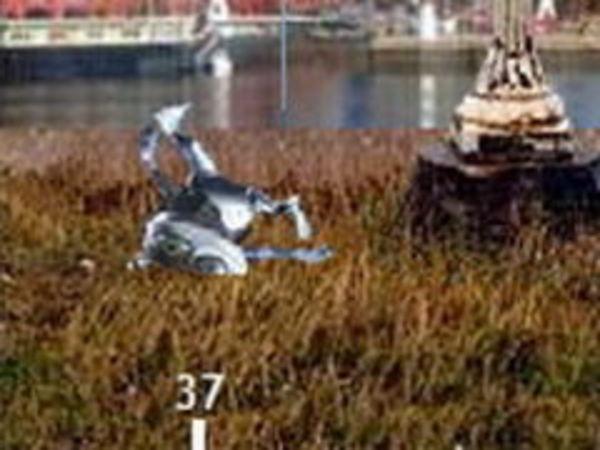 Bild zu Top-Spiel Crazy Frog Game