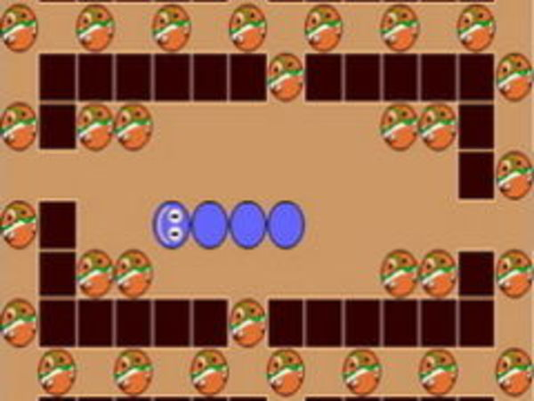 Bild zu Geschick-Spiel Crazy Snake