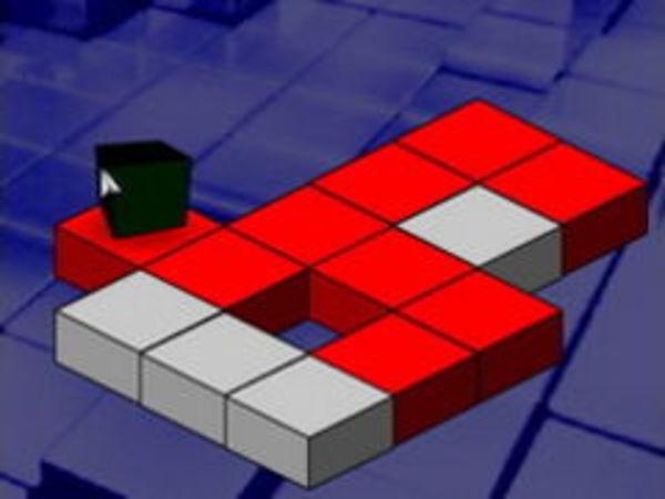 Bild zu Denken-Spiel Cubeit