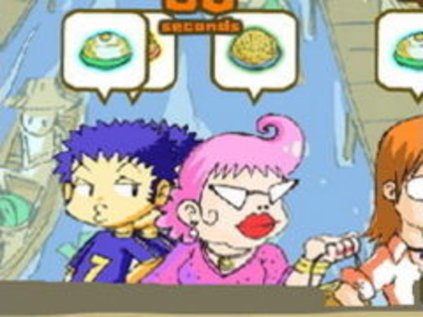 Bild zu Mädchen-Spiel Cuisine King