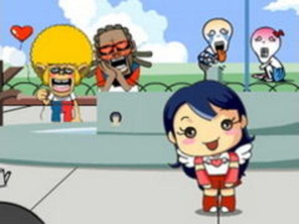 Bild zu Geschick-Spiel Dancing Queen