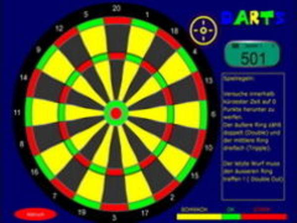 Bild zu Sport-Spiel Darts 2
