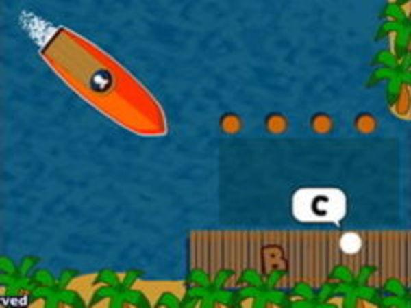 Bild zu Geschick-Spiel Docking Perfection 2