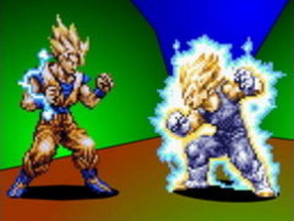Bild zu Action-Spiel Dragonballz Fight