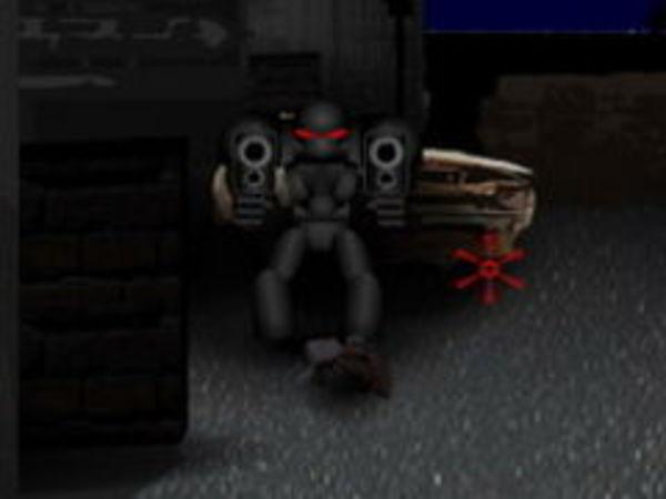 Bild zu Action-Spiel Droid Crisis