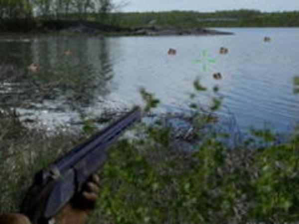 Bild zu Action-Spiel Duck Shooter