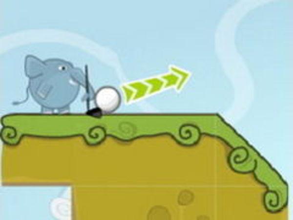 Bild zu Sport-Spiel Dumb Golf