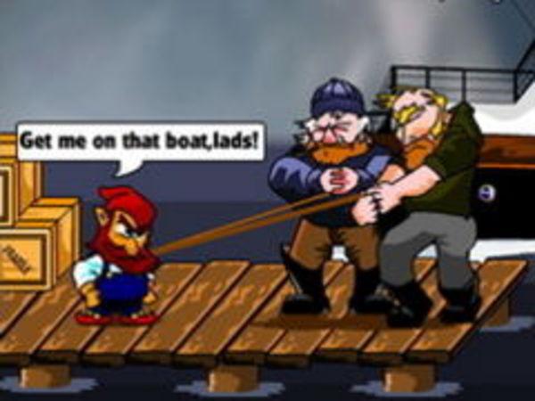Bild zu Top-Spiel Dwarf Wharf