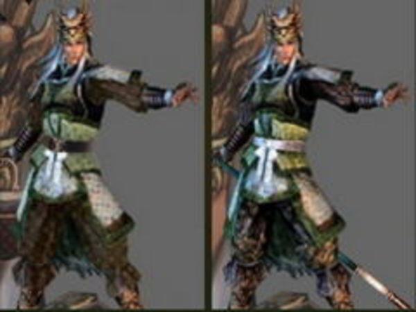 Bild zu Denken-Spiel Dynasty Warriors