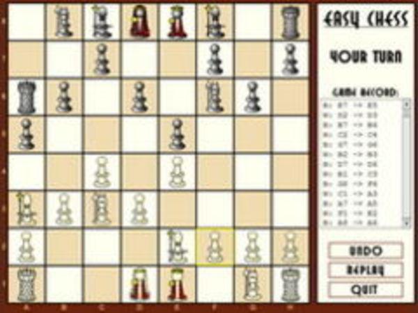 Bild zu Karten & Brett-Spiel Easy Chess