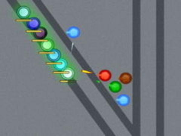 Bild zu Strategie-Spiel Elemental Turret Defence