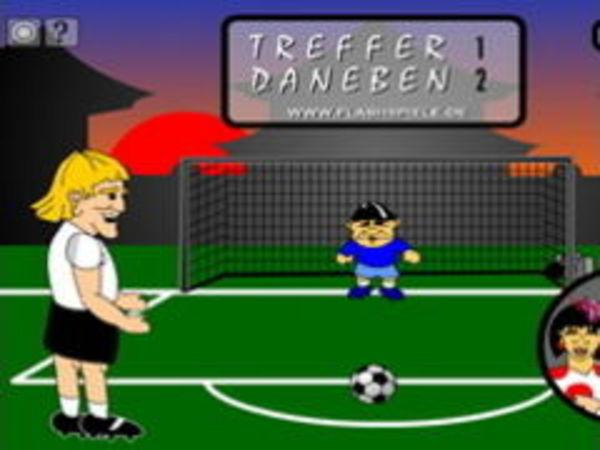 Bild zu Top-Spiel Elfmeter