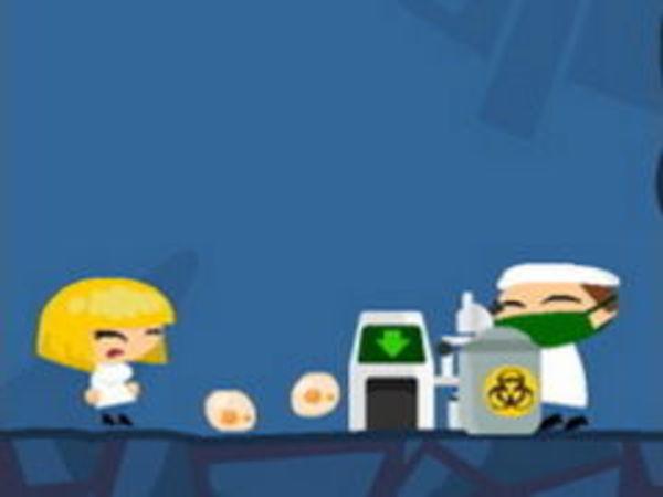 Bild zu Action-Spiel Embrio Escape