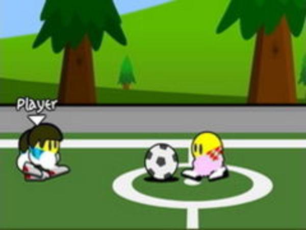 Bild zu Sport-Spiel Emo Soccer