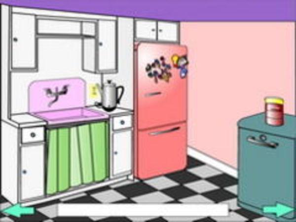 Bild zu Denken-Spiel Escape Kitchen