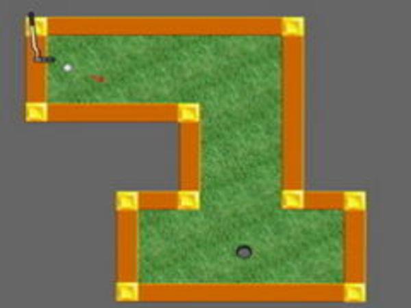 Bild zu Top-Spiel Extreme Minigolf