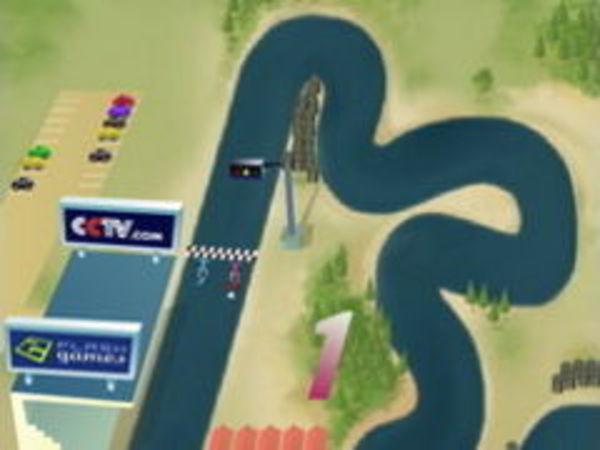 Bild zu Rennen-Spiel F1 Chinese Grandprix