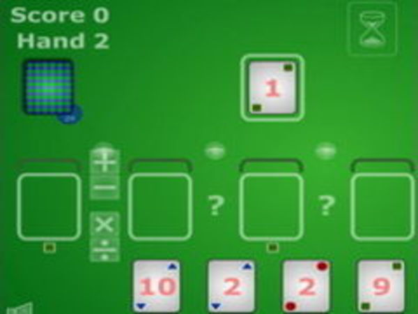 Bild zu Denken-Spiel Figure Five Frenzy