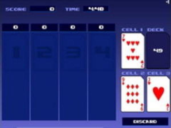 Bild zu Karten & Brett-Spiel Flash Blackjack
