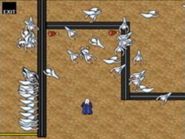 Bild zu Action-Spiel Flash Gauntlet