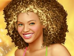 Beyonce Makeover spielen