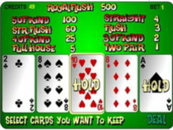 Kostenlose Pokerspiele