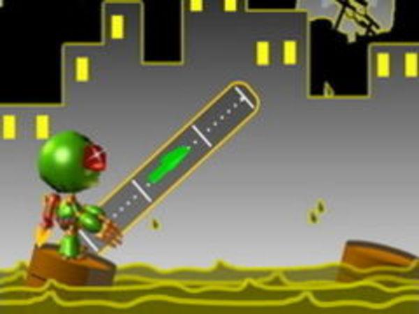 Bild zu Geschick-Spiel Flooding