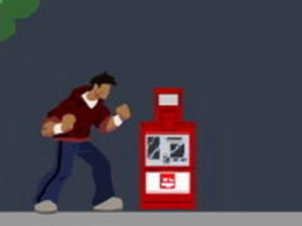 Bild zu Action-Spiel Freerun
