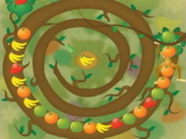 Bild zu Denken-Spiel Fruit Twirls