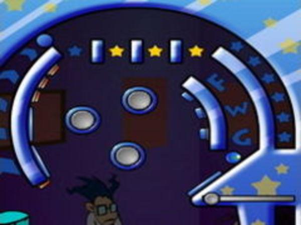Bild zu Geschick-Spiel FWG Pinball