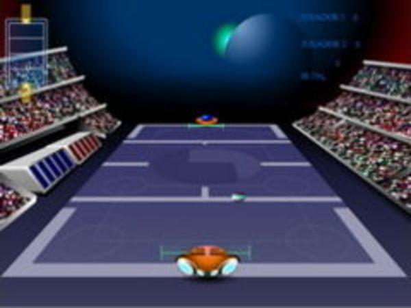Bild zu Sport-Spiel Galactic Tennis