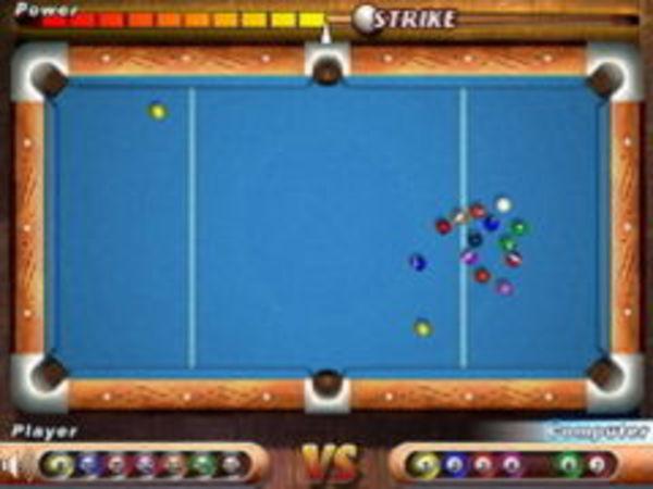 Bild zu Sport-Spiel Gameteam Pool