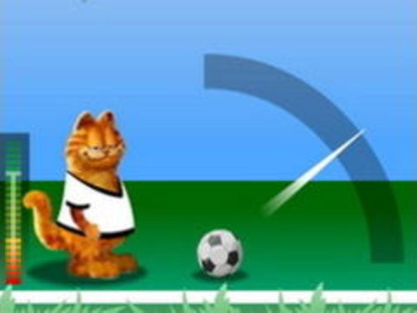 Bild zu Sport-Spiel Garfield Football