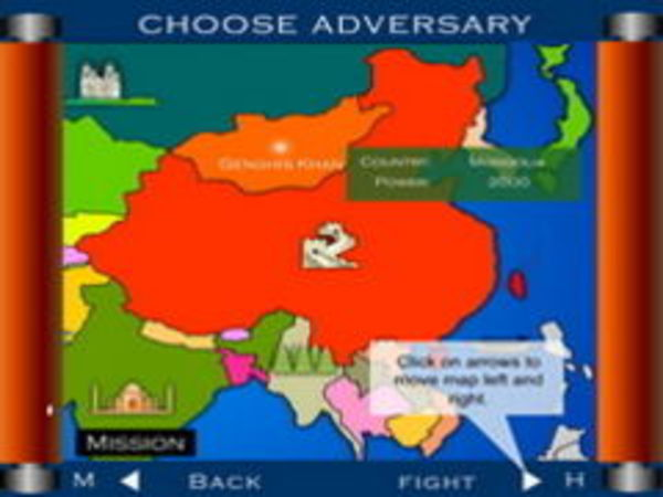 Bild zu Abenteuer-Spiel Genghiskhan