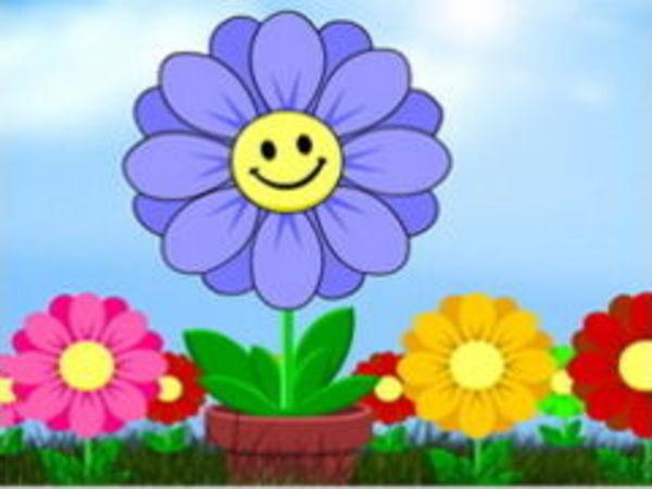 Bild zu Top-Spiel Go Flower Grow