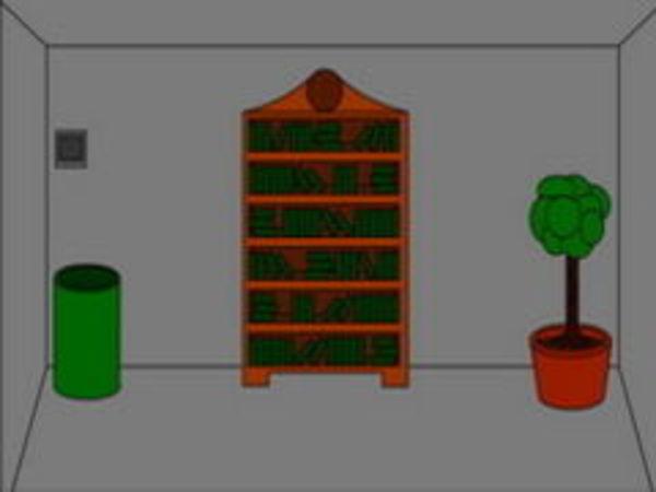 Bild zu Geschick-Spiel Grey Room Escape