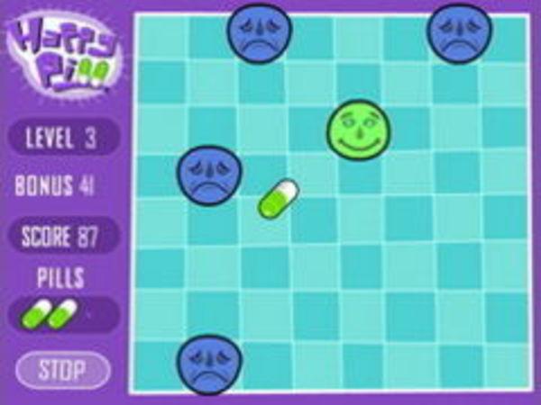 Bild zu Geschick-Spiel Happy Pill