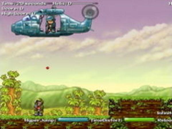 Bild zu Action-Spiel Heliattack 2