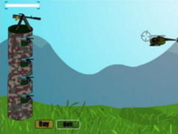 Bild zu Action-Spiel Heli Invasion