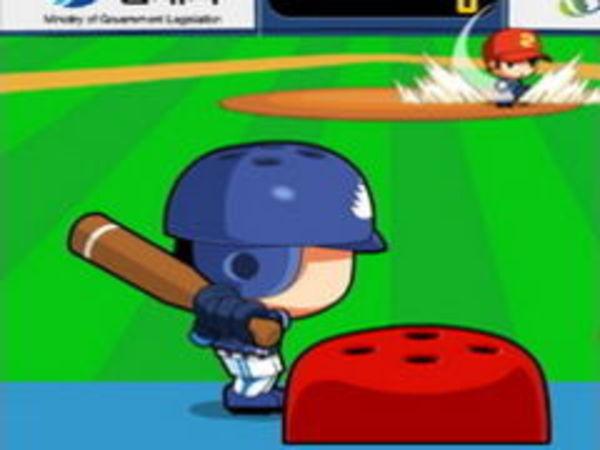 Bild zu Sport-Spiel Homerun Boy