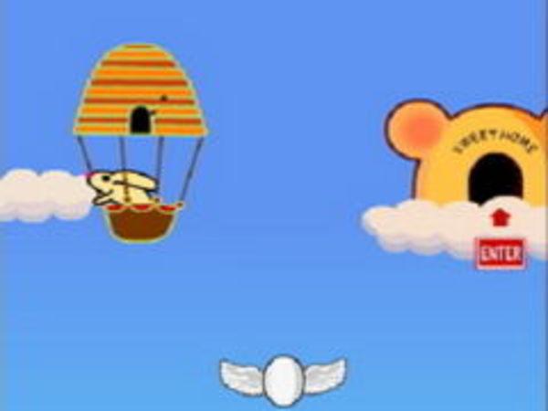 Bild zu Rennen-Spiel Honey Bunny