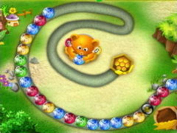 Bild zu Geschick-Spiel Honey Trouble