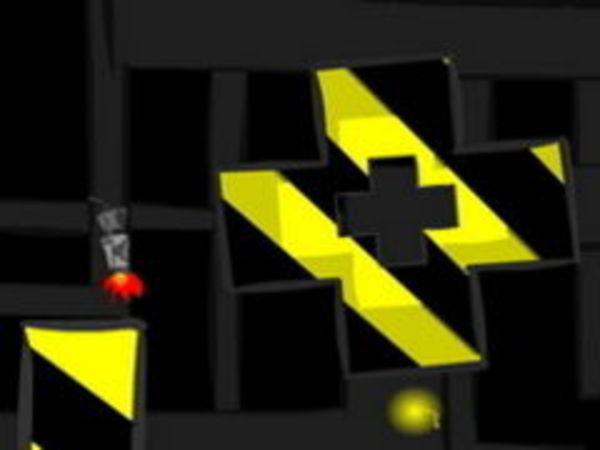Bild zu Geschick-Spiel Hoverbot