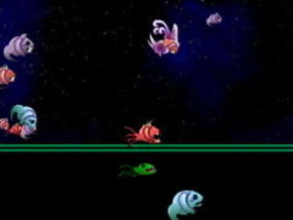 Bild zu Top-Spiel Hungry Space