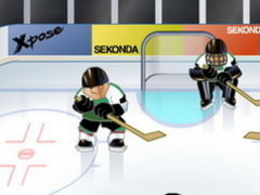 Icehockey Superleague spielen
