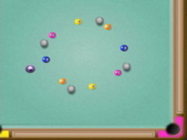 Bild zu Geschick-Spiel Impact Pool