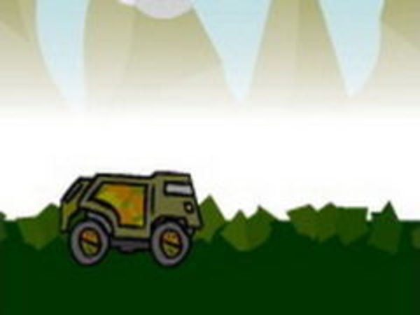 Bild zu Action-Spiel Indestructo-Tank 2